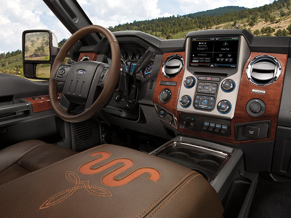 2017 ford f 250 king ranch powerful super duty truck the network journal. Black Bedroom Furniture Sets. Home Design Ideas